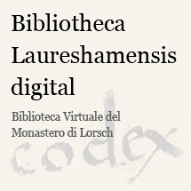 Bibliotheca Laureshamensis – digital